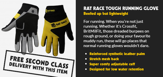 Rat Race Tough Gloves
