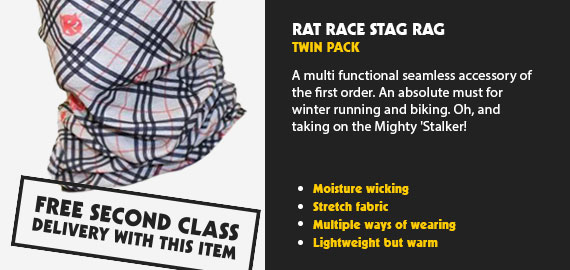 Stag Rag Twin-Pack