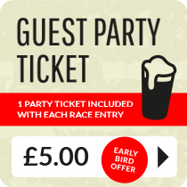 Guest Party Ticket - Early Bird