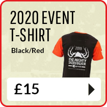 Deerstalker 2020 Shirt Preorder - Black Red