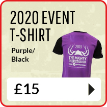 Deerstalker 2020 Shirt Preorder -  Purple Black