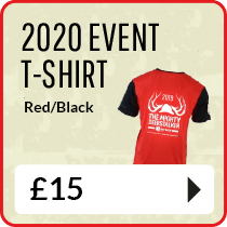 Deerstalker 2020 Shirt Preorder - Red Black