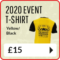 Deerstalker 2020 Shirt Preorder - Yellow Black