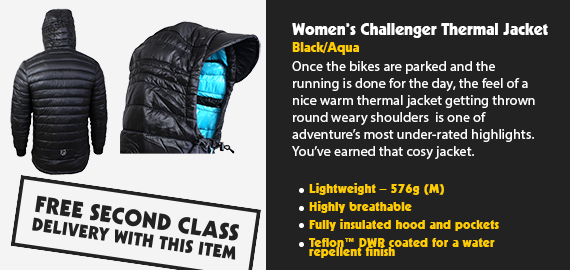 Challenger Thermal Jacket (Women's)