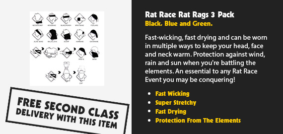 Rat Rag 3 Pack