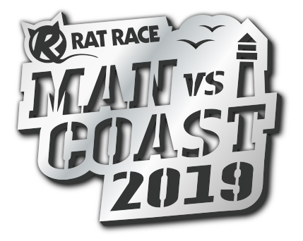 Rat Race - Man vs Coast 2016