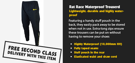 Kit List Waterproof Trousers