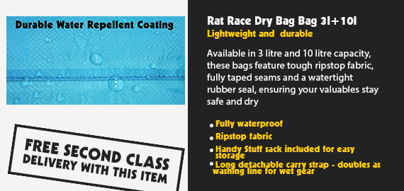 Rat Race 3l+10l Dry Bag