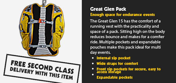 Rat Race Great Glen Pack