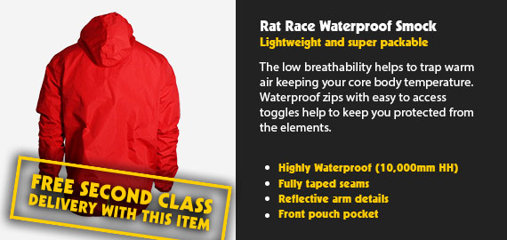 Kit List Emergency Waterproof Smock