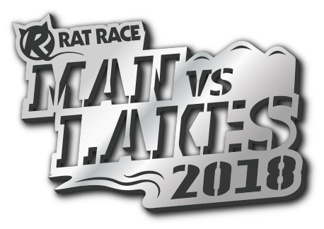 Rat Race - Man vs Lakes 2016