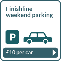 Finishline Weekend Parking