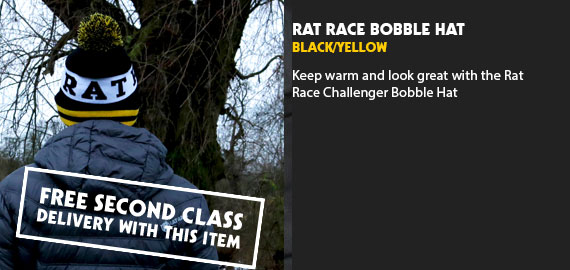 Rat Race Bobble Hat