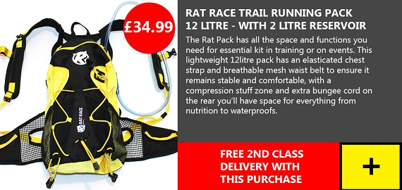 Rat Race Running Pack