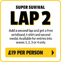 Super Survival Second Lap