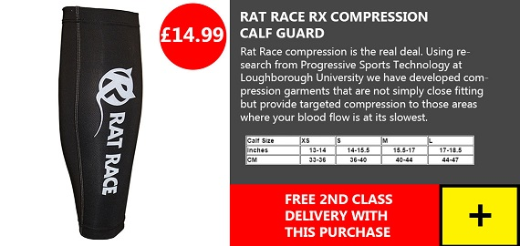 Rat Race RX Calf Guard