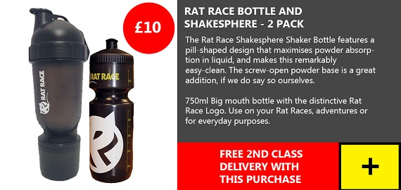 Rat Race Shakesphere + Bottle