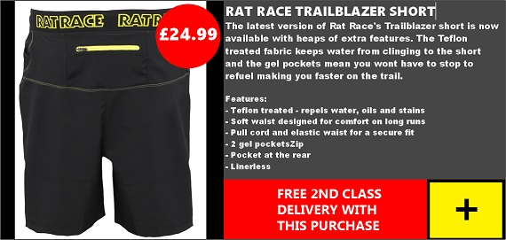 Rat Race Trailblazer Short 2016