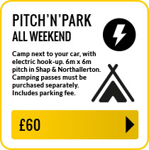 Pitch and Park Weekend Pass
