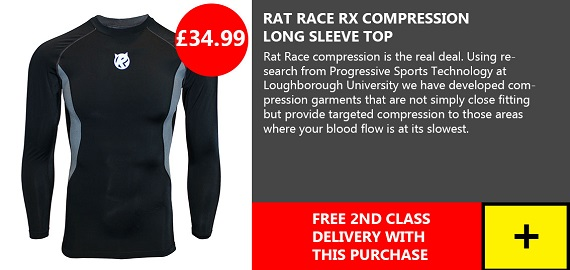 Rat Race RX LS Top