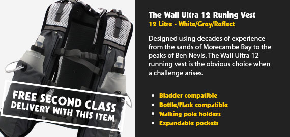 The Wall Ultra 12 Running Vest