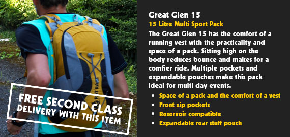 Great Glen 15 - Multi Sport Pack